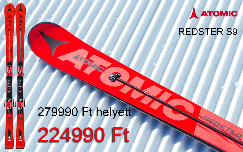 RedsterS9 SALE