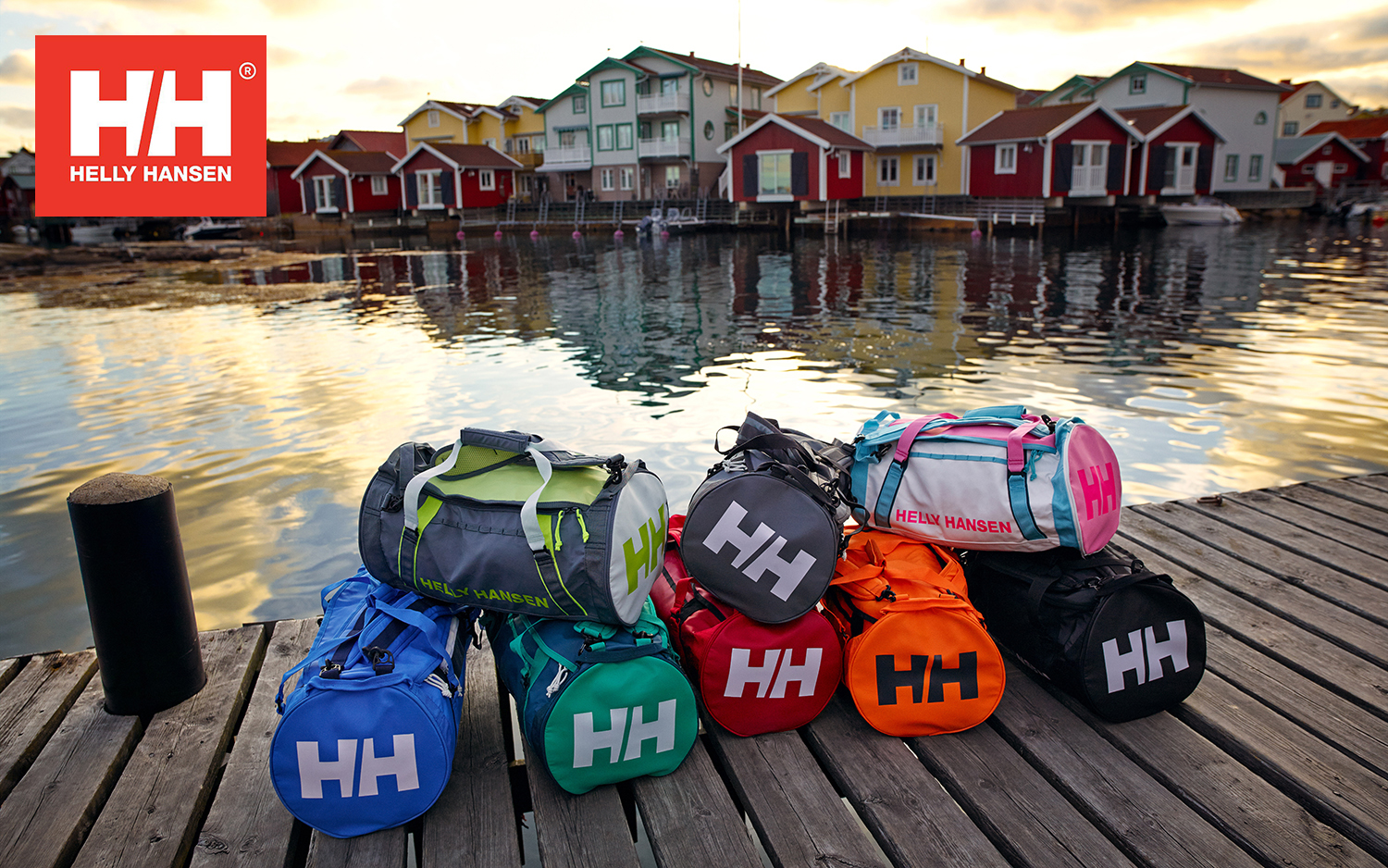 HH DUFFEL BAG
